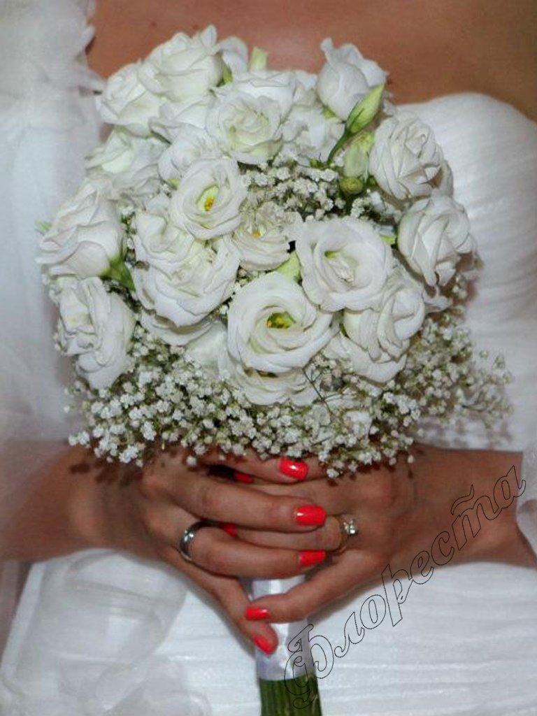 Lisianthus Flower Wedding Bouquet Flowers Healthy