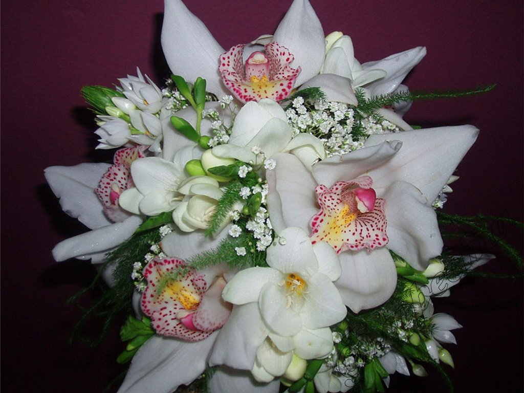 Flower Shops Floresta Bridal Bouquets 2